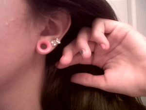 best artist for ear stretching